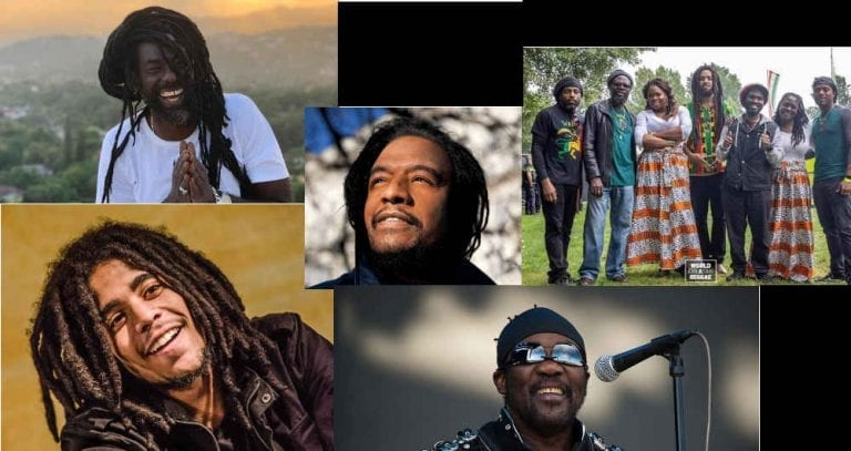 Which of These 5 Nominees Will Win 2021 Best Reggae Album ...